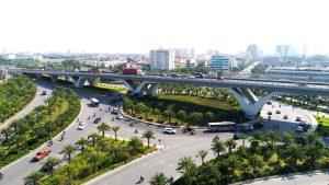 BĐS khu Đông Hà Nội: Cơ hội bứt phá nhờ hạ tầng hoàn thiện