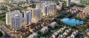 Chung cư Le Grand Jardin Sài Đồng hứa hẹn nhiều tiềm năng bứt phá trong tương lai của khu Đông Hà Nội