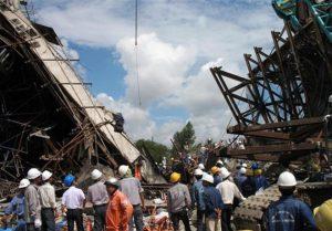 Tai nạn trên công trường xây dựng thuộc trách nhiệm của ai?