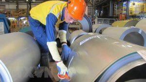 Nhiều tín hiệu lạc quan cho cổ phiếu ngành thép dịp đầu năm