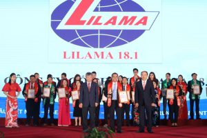 LILAMA 18.1 được vinh danh tại Diễn đàn doanh nghiệp ASEAN với EVFTA 2021